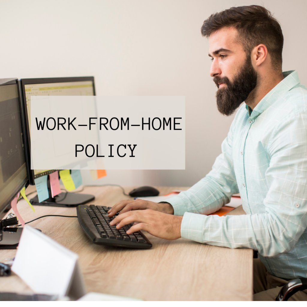 WFH Policy